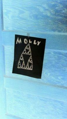 Molly Fractal Sign