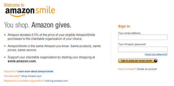 Amazon-Smile-Sign-Up