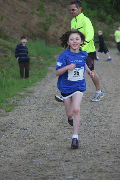 Molly Running