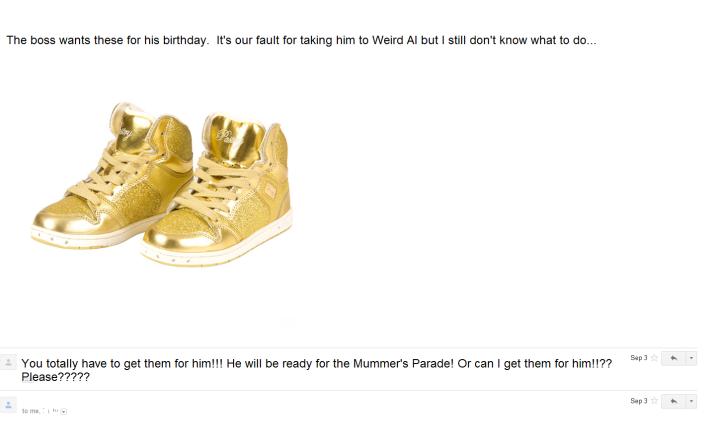golden-slippers